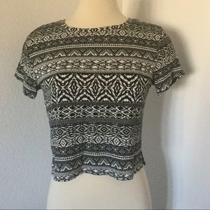 American Eagle Outfitters   Crop top   medium
